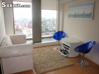 Image 3 furnished 2 bedroom Apartment for rent in Cuauhtemoc, Mexico City