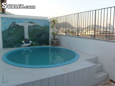 Image 1 furnished 3 bedroom Apartment for rent in Lagoa, Rio de Janeiro City