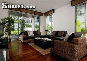 Image 1 furnished 1 bedroom Apartment for rent in Phuket, South Thailand
