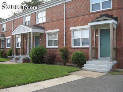Image 5 unfurnished 2 bedroom Townhouse for rent in Newport News County, Hampton Roads