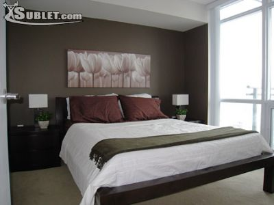 Image 3 furnished 1 bedroom Apartment for rent in Harbourfront, Old Toronto