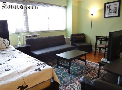 Image 1 either furnished or unfurnished Studio bedroom Apartment for rent in Rittenhouse Square, Center City