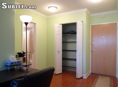 Image 2 either furnished or unfurnished Studio bedroom Apartment for rent in Rittenhouse Square, Center City