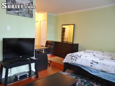 Image 3 either furnished or unfurnished Studio bedroom Apartment for rent in Rittenhouse Square, Center City