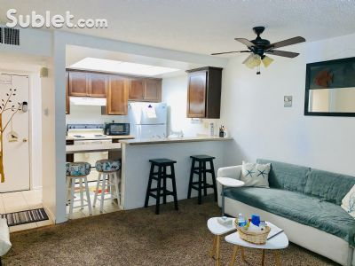 Image 6 furnished 2 bedroom Apartment for rent in Mission Valley East, Eastern San Diego