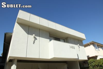 Image 2 furnished 3 bedroom Townhouse for rent in Beverly Hills, West Los Angeles