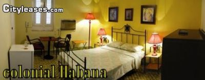 Image 3 furnished 2 bedroom Hotel or B&B for rent in La Habana Vieja, Ciudad Habana