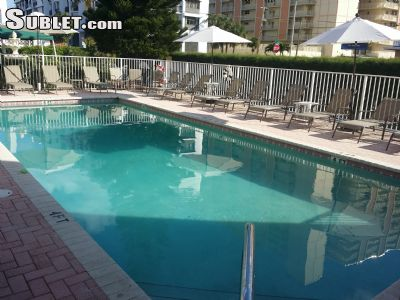 Image 1 furnished Studio bedroom Hotel or B&B for rent in Pompano Beach, Ft Lauderdale Area