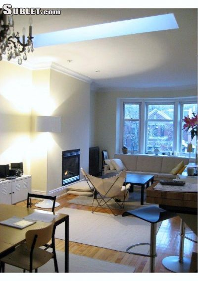Image 2 furnished 3 bedroom House for rent in Westmount, Montreal
