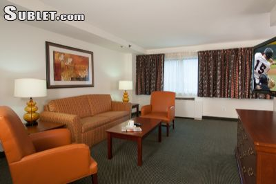 Image 5 furnished Studio bedroom Hotel or B&B for rent in Alexandria, DC Metro