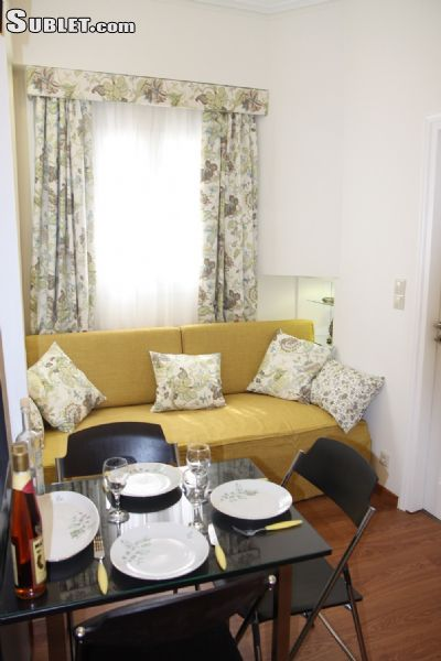 Image 1 furnished Studio bedroom Apartment for rent in Athens, Athens