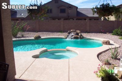 Image 4 furnished 3 bedroom House for rent in Surprise Area, Phoenix Area