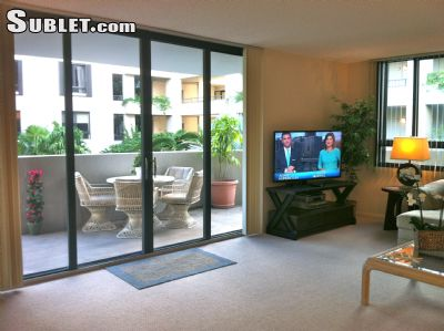 Image 1 furnished 3 bedroom Apartment for rent in Key Biscayne, Miami Area