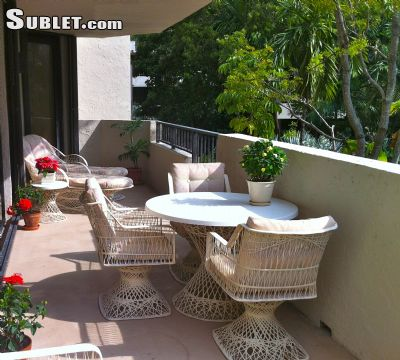 Image 3 furnished 3 bedroom Apartment for rent in Key Biscayne, Miami Area