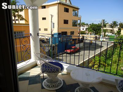 Image 7 furnished 1 bedroom Apartment for rent in Boca Chica, South Dominican