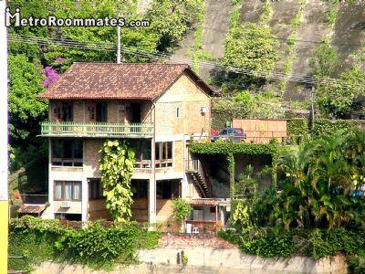 Image 1 furnished 5 bedroom Hotel or B&B for rent in Santa Teresa, Rio de Janeiro City