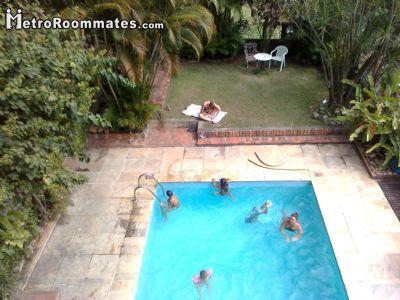 Image 2 furnished 5 bedroom Hotel or B&B for rent in Santa Teresa, Rio de Janeiro City
