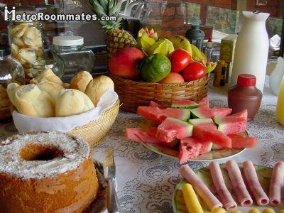 Image 4 furnished 5 bedroom Hotel or B&B for rent in Santa Teresa, Rio de Janeiro City