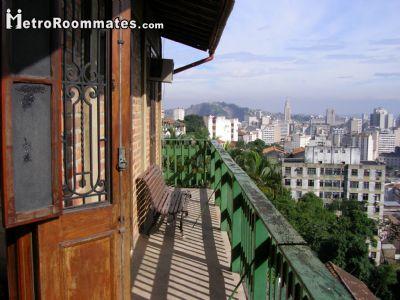 Image 8 furnished 5 bedroom Hotel or B&B for rent in Santa Teresa, Rio de Janeiro City