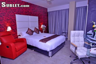 Image 1 furnished Studio bedroom Hotel or B&B for rent in Dhaka, Dhaka