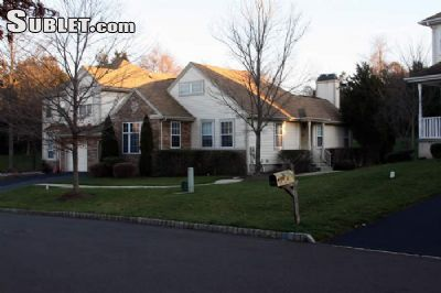 Image 8 furnished 2 bedroom Townhouse for rent in Branchburg, Somerset County