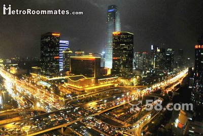 Image 1 Furnished room to rent in Chaoyang, Beijing Inner Suburbs 4 bedroom Apartment