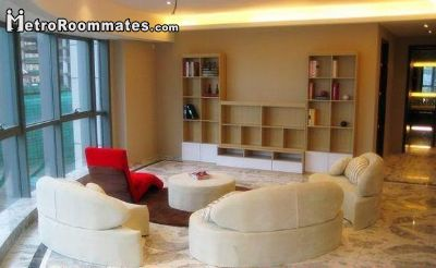 Image 1 furnished 3 bedroom Apartment for rent in Tianhe, Guangzhou