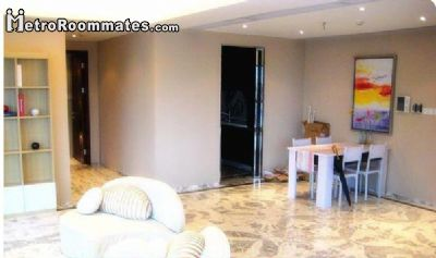 Image 3 furnished 3 bedroom Apartment for rent in Tianhe, Guangzhou