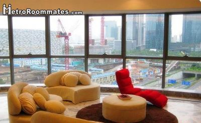 Image 5 furnished 3 bedroom Apartment for rent in Tianhe, Guangzhou