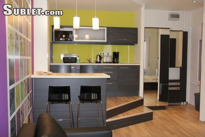 Image 2 either furnished or unfurnished Studio bedroom Apartment for rent in District 5, Budapest