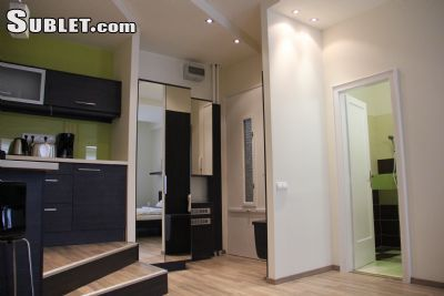 Image 4 either furnished or unfurnished Studio bedroom Apartment for rent in District 5, Budapest