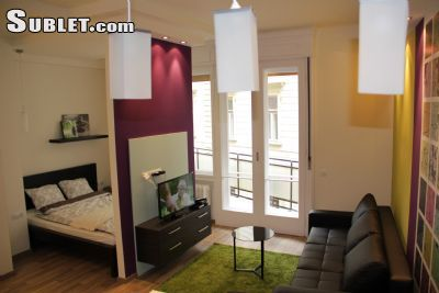 Image 5 either furnished or unfurnished Studio bedroom Apartment for rent in District 5, Budapest