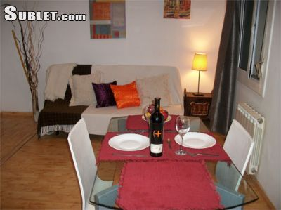 Image 1 either furnished or unfurnished 1 bedroom Apartment for rent in Sagrada Familia, Eixample