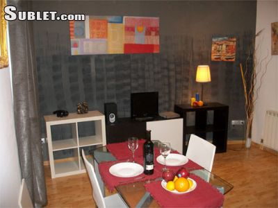 Image 3 either furnished or unfurnished 1 bedroom Apartment for rent in Sagrada Familia, Eixample