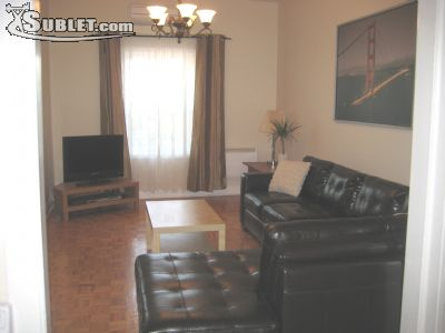 Image 2 furnished 4 bedroom Apartment for rent in Plateau Mount Royal, Montreal