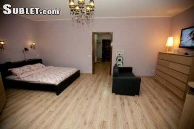 Image 2 furnished 1 bedroom Apartment for rent in Centru, Chisinau