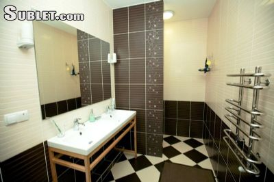Image 5 furnished 1 bedroom Apartment for rent in Centru, Chisinau