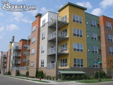 Image 1 furnished 2 bedroom Apartment for rent in St Paul Downtown, Twin Cities Area