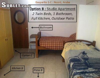 Image 6 furnished Studio bedroom Apartment for rent in Noord, Aruba