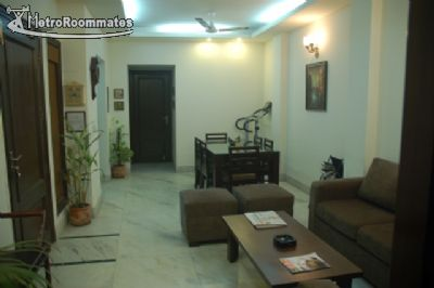 Image 1 either furnished or unfurnished 3 bedroom Hotel or B&B for rent in South Delhi, Delhi