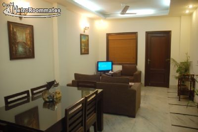 Image 2 either furnished or unfurnished 3 bedroom Hotel or B&B for rent in South Delhi, Delhi
