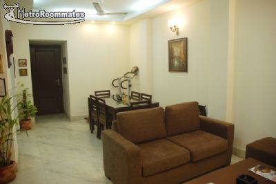 Image 3 either furnished or unfurnished 3 bedroom Hotel or B&B for rent in South Delhi, Delhi