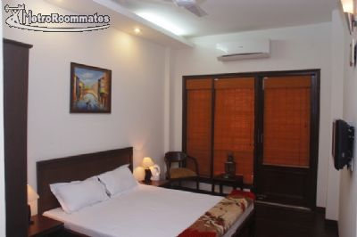 Image 4 either furnished or unfurnished 3 bedroom Hotel or B&B for rent in South Delhi, Delhi