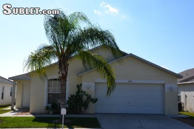 Image 2 furnished 4 bedroom House for rent in Clermont, Lake County