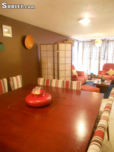 Image 1 furnished 3 bedroom Apartment for rent in Benito Juarez, Mexico City