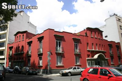 Image 1 either furnished or unfurnished 1 bedroom Apartment for rent in Cuauhtemoc, Mexico City
