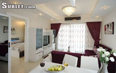 Image 1 furnished 1 bedroom Apartment for rent in Antalya, Mediterranean