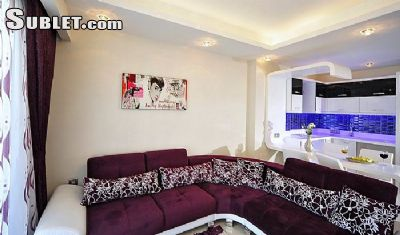 Image 3 furnished 1 bedroom Apartment for rent in Antalya, Mediterranean