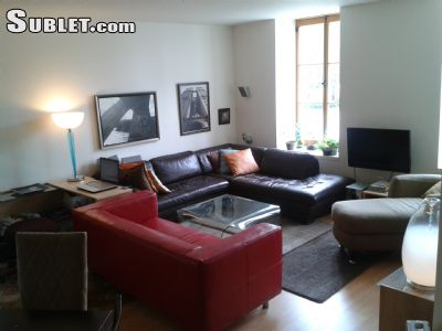 Image 1 furnished 1 bedroom Apartment for rent in Vieux Port, Quebec City