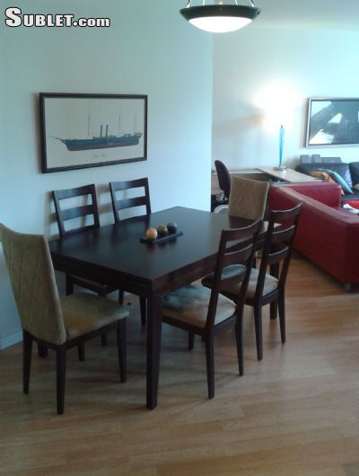 Image 2 furnished 1 bedroom Apartment for rent in Vieux Port, Quebec City